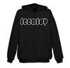 TEENTOP HOODIE WITH CROWN LOGO ON BACK