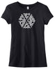Ladies' Exo Hexagon T-Shirt