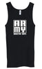 BTS ARMY STAMP TANKTOP (WITH NAME AND # ON BACK)