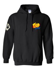 EXO PLATINUM POWER HERO HOODIE