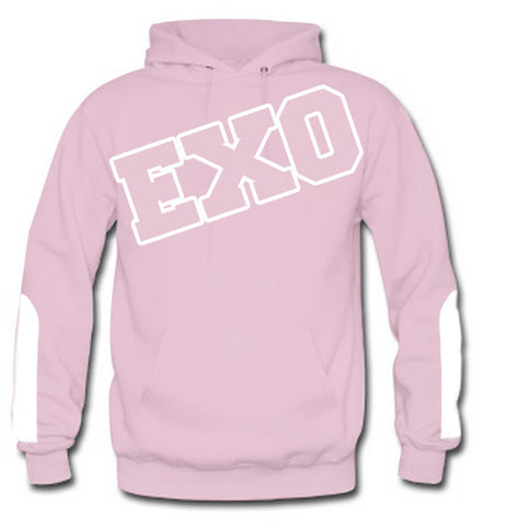 EXO (OUTLINE) HOODIE (SUHO 1)