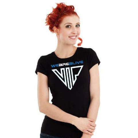 Ladies' We Are Alive VIP (Black)