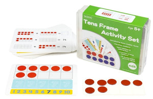 Tens Frame Activity Set
