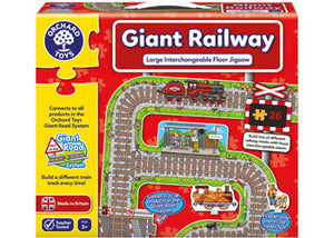 Orchard Jigsaw - Giant Railway Puzzle