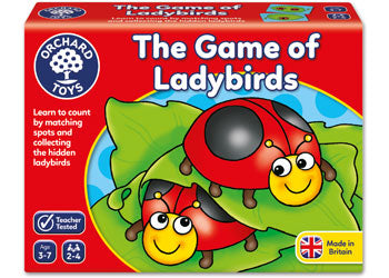 Orchard Game - Ladybird