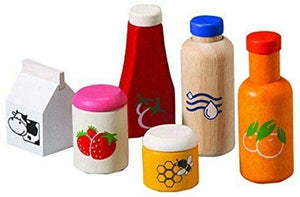 PlanToys – Food and Beverage Set