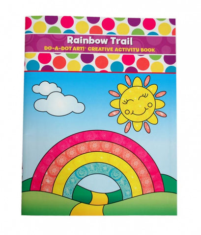 Do-A-Dot Art Book - Rainbow Trail