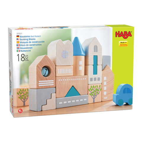 Haba Building Blocks Village