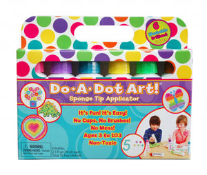 Do-A-Dot Art Markers - Brilliant 6 Pack