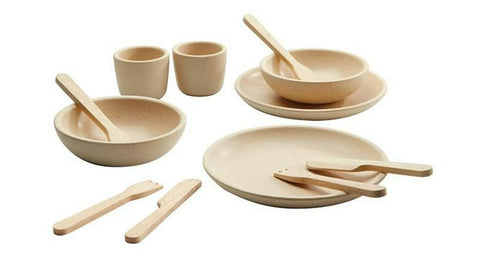 PlanToys – Tableware Set