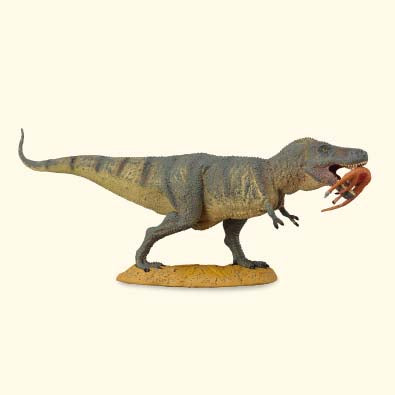 CollectA - T-Rex with Prey Struthiomimus