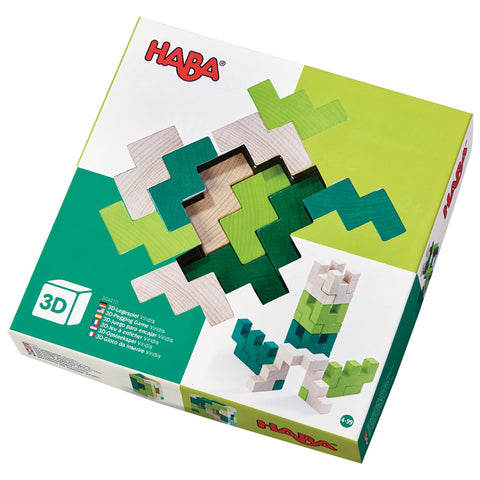 Haba 3D Viridis Blocks