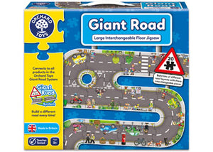 Orchard Jigsaw - Giant Road Puzzle