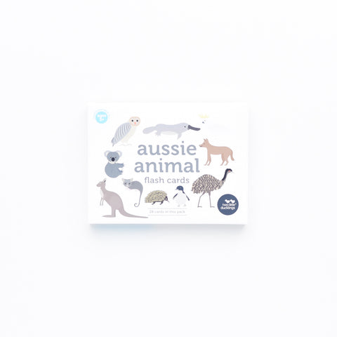 Aussie Animal Flash Cards
