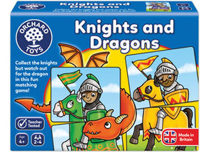 Orchard Game - Knights and Dragons