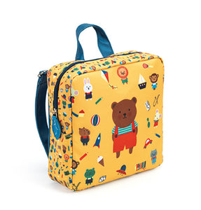 Bear Preschool Bag