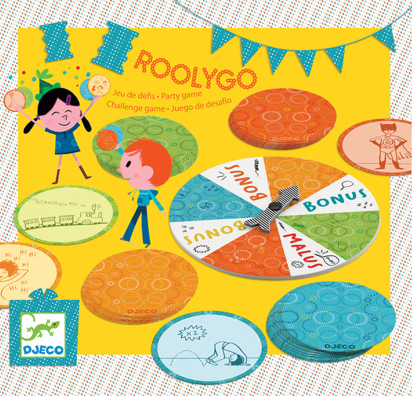 Roolygo Party Game