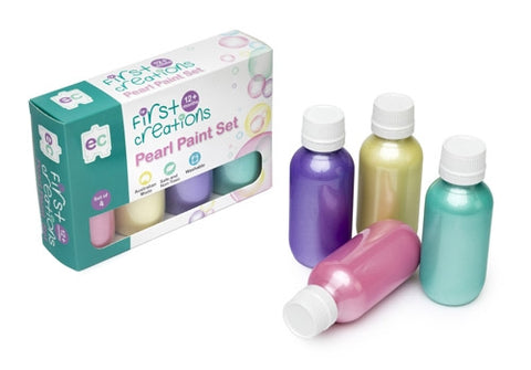 Pearl Paint 100ml Set of 4