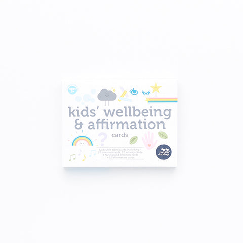 Kids Wellbeing and Affirmation Cards