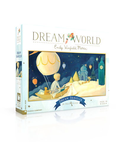 Dream World 80 Pc Puzzle - Traveler