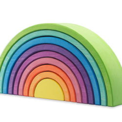 Ocamora 9 Piece Rainbow - Green