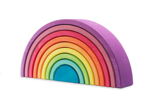 Ocamora 9 Piece Rainbow - Purple