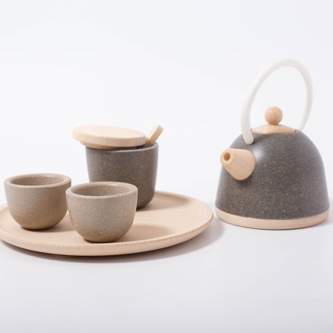 PlanToys – Oriental Tea Set