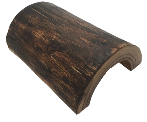 Hollow Half Log