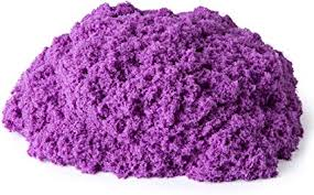 Sensory Magic Sand - 1kg Purple