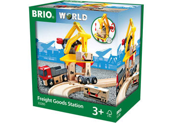 BRIO - Freight Goods Station