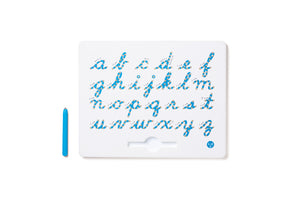 Cursive Lowercase Magnatab by Kid O