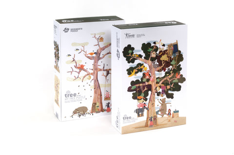 Londji Puzzle - My Tree