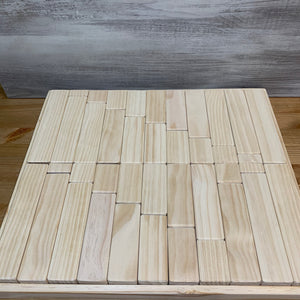 DIY Large Counting Block Puzzle