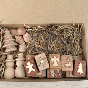 The Mini Christmas Play Box