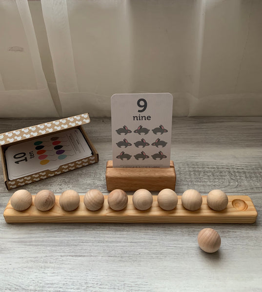 Long Ten Frame Counting Board