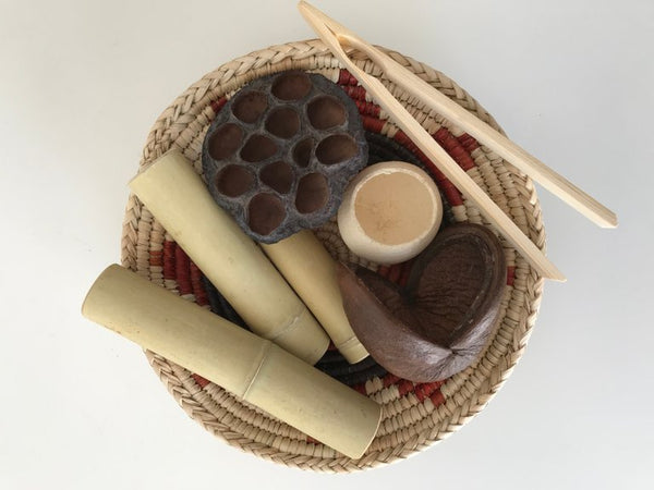 Natural Sensory Play Kit