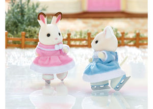 Sylvanian Families - Ice Skating Friends