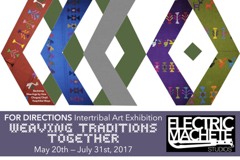 Call For Artists: 2017 For Directions | Weaving Our Traditions Together