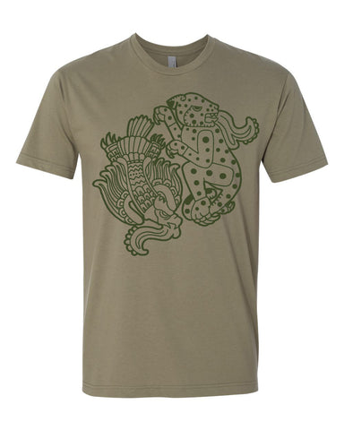 "Los Nativos ""The Eagle & the Jaguar"" Shirt"