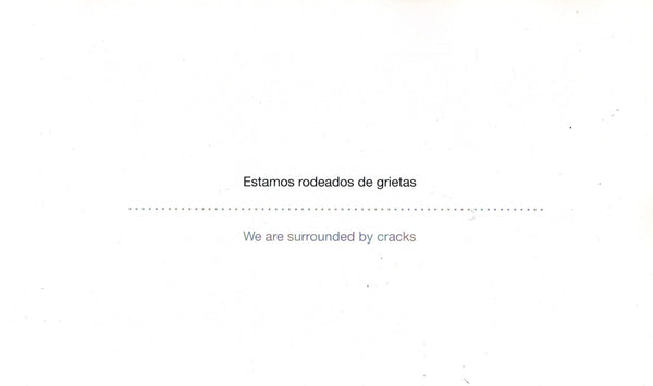 Estamos Rodeados de Grietas Photo Book