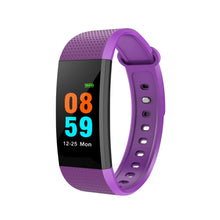 Load image into Gallery viewer, Smart Watch Heart Rate Monitor Color Screen Sport Watch Pedometer Monitor Smart Band Bracelet