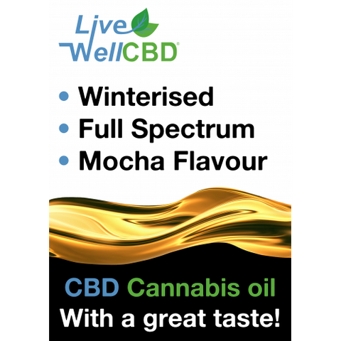 Copy of Live Well CBD – Winterised (Oral)