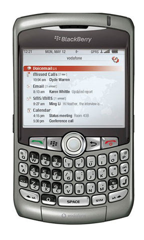 BlackBerry Curve 8320 - T-Mobile