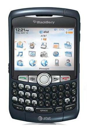 BlackBerry Curve 8310 - Unlocked