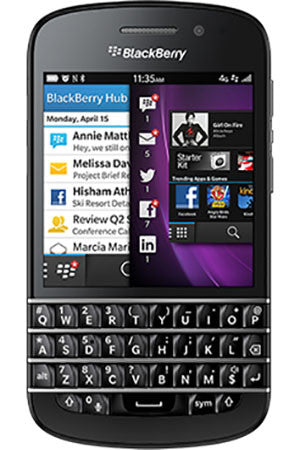 BlackBerry Q10 - Unlocked