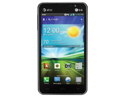 LG Escape P870 - Unlocked