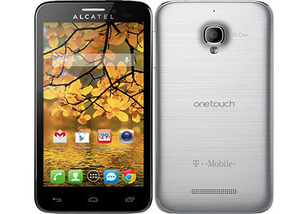 Alcatel One Touch Fierce - T-Mobile