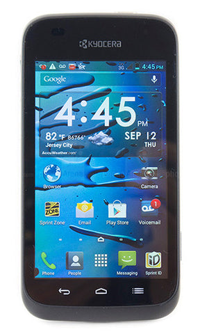 Kyocera Hydro Edge C5215 - Boost Mobile