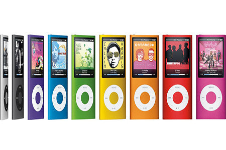 Apple iPod Nano 4th Generation - 8GB