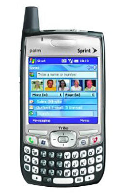 Palm Treo 700wx - Verizon